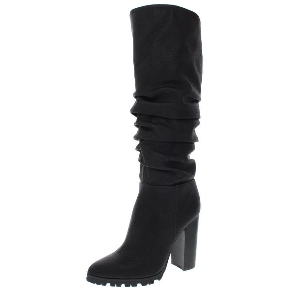 Shop Katy Perry Womens The Oneil Knee-High Boots Slouchy