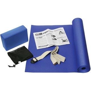 GoFit Complete Starter Yoga Kit