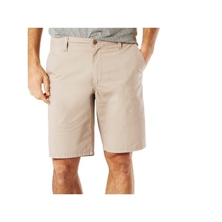 dockers Mens Straight Fit New Cargo Short Casual Pants