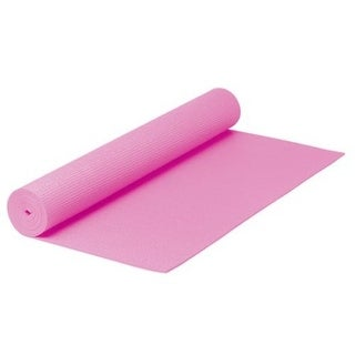 Valeo Yoga Pilates Mat-Pink - Pink