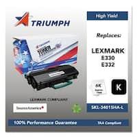 Triumph Remanufactured 34015HA Toner Cartridge - Black Toner Catridge