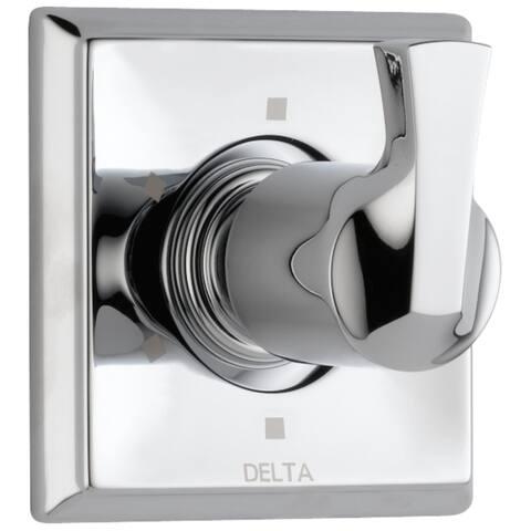 Delta Dryden 6-Setting 3-Port Diverter Trim