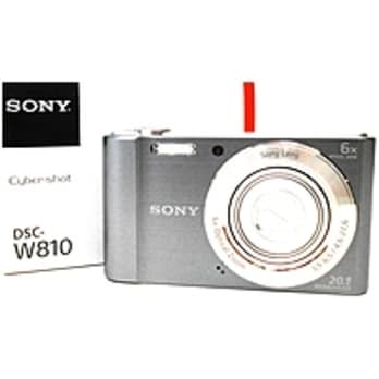 Shop Sony Cybershot DSC-W810/S 20.1 Megapixel Digital Camera - 6x (Refurbished) - Free Shipping Today - Overstock.com - 16955068