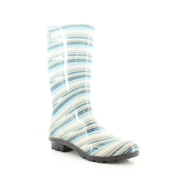 UGG Shaye Women's Boots Blue Multi - 9