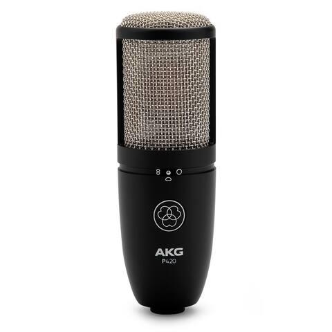 AKG P420 Professional Dual-Capsule True Condenser Microphone