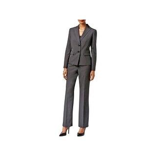 Le Suit Womens Pant Suit Professional Dressy