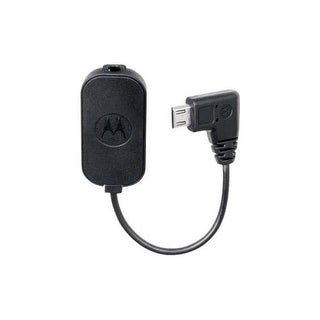 OEM Motorola Micro USB to 2.5mm Mono Audio Adapter SYN2112A (Bulk Packaging)