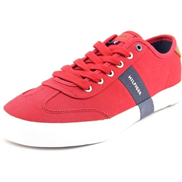 Tommy Hilfiger PANDORA Dark Red Sneakers Shoes