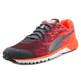 Puma Faas 300 v4 Men Round Toe Synthetic Pink Running Shoe