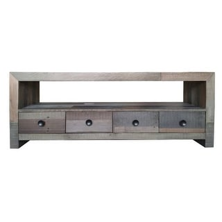 """Moes Home Collection BT-1006 Vintage 63"""" Wide TV Stand"""