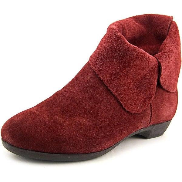 Ami Isabelle Women Plum Boots