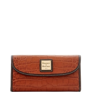 Dooney & Bourke Croco Continental Clutch (Introduced by Dooney & Bourke at $128 in Dec 2014)