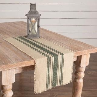 Link to Vintage Burlap Stripe Runner Similar Items in Table Linens & Decor