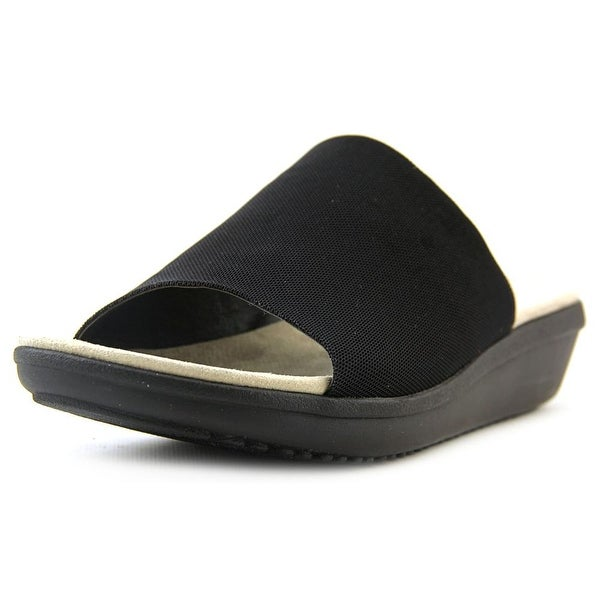 Kim Rogers Falicia Women Open Toe Canvas Sandals