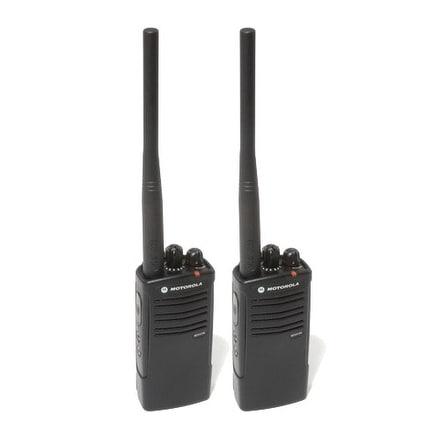 Motorola RDV5100 (2 Pack) Two Way Radio