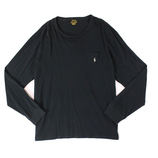0cfc7941d Shop Polo Ralph Lauren Mens Custom Slim Fit Tee T-Shirt - Free Shipping On  Orders Over  45 - Overstock.com - 22086707
