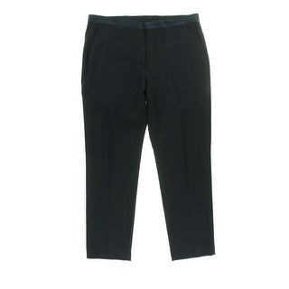 Ryan Seacrest Mens Wool Flat Front Dress Pants - 38/30