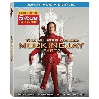 Hunger Games: Mockingjay Pt 2 [Blu-ray]