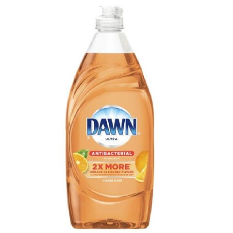 Dawn 80289028 Anti-Bacterial Concentrated Opaque Dishwashing Liquid, 19.4 Oz
