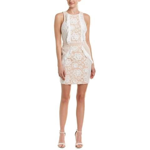 Endless Rose Lace Sheath Dress
