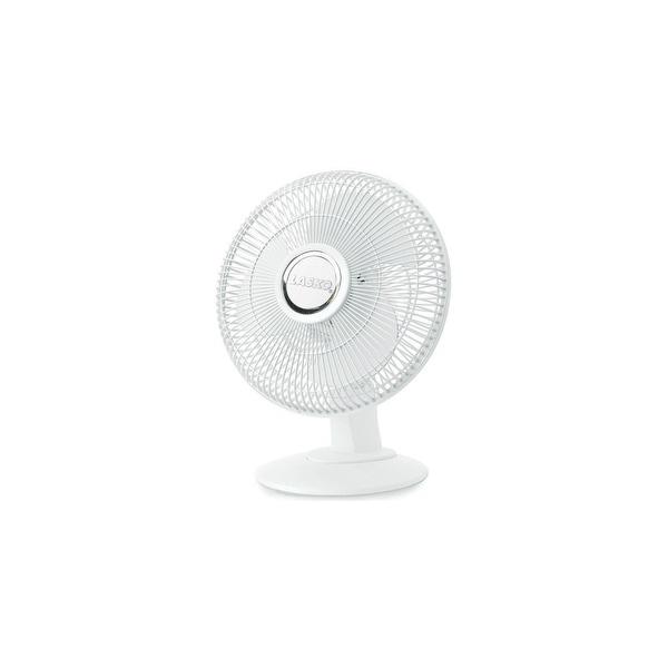 Lasko 12 Inch Table Fan   White 12 Inch Table Fan
