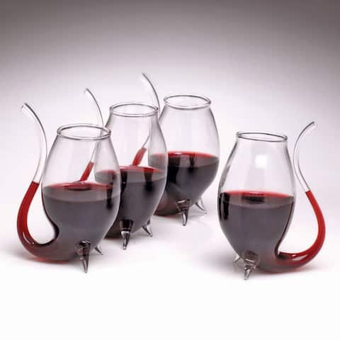 Port Sippers, Set of 4