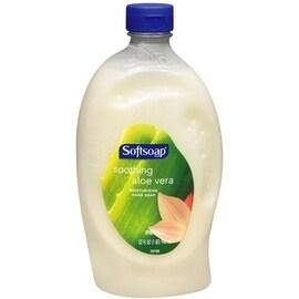 Softsoap Moisturizing Hand Soap Soothing Aloe Vera Refill 32 oz