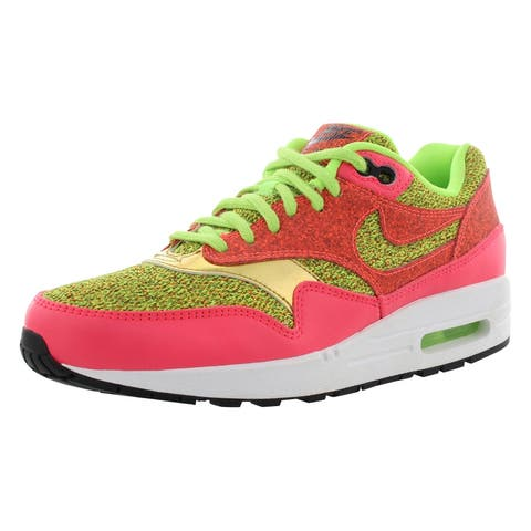 d250fa0a40658 Nike Air Max 1 Se Athletic Women s Shoes Size
