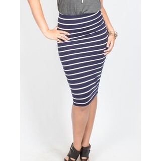 Striped Midi Skirt (5 options available)