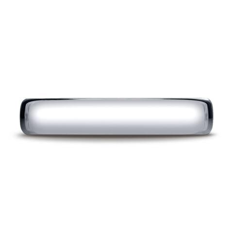 Platinum 4.5mm Deluxe Comfort-fit� Ring