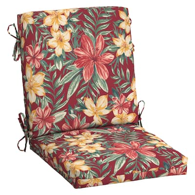 Arden Selections Splash Outdoor Dining Chair Cushion