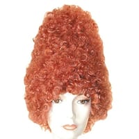 Beehive Bargain Red Wig Costume