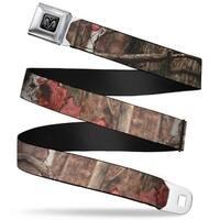 Ram Mossy Oak Break Up Infinity Webbing Seatbelt Belt Fashion Belt