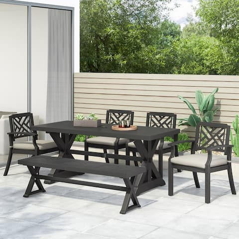 Waterford Outdoor Outdoor 6 by Christopher Knight Home