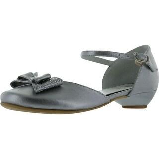 Zarro Girls Party Communion Wedding Shoes