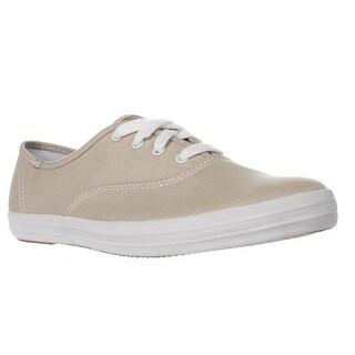 Keds Champion Originals Casual Sneakers, Stone