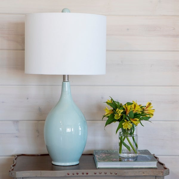 Annabelle Ceramic Table Lamp. Opens flyout.