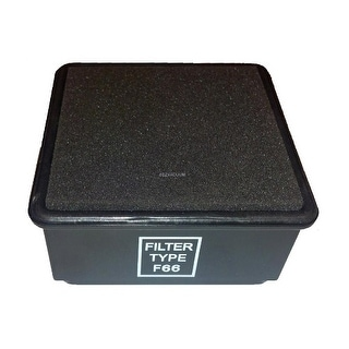 EnviroCare 440003887 Replacement Vacuum Filter for Dirt Devil Jaguar Pet Bagless Vacuum Model (1pk)