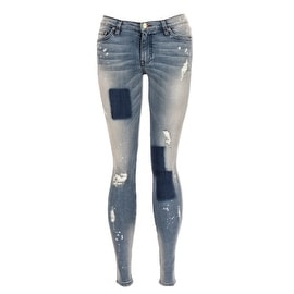 Sonas Denim Stow Lake Skinny Jeans in Washed