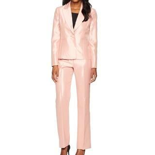 73b6e4bccf0 Le Suit Women s 3PC Granada Shadow-Striped Pant Suit. SALE. Quick View