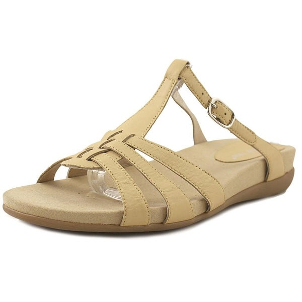 David Tate Squeeze Bone Sandals