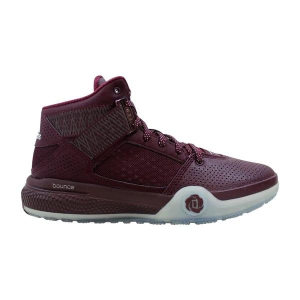 Obstinado director Recurso  Shop Adidas Men's D Rose 773 IV Maroon/Footwear White-Maroon D69430 Size  8.5 - Overstock - 29004302