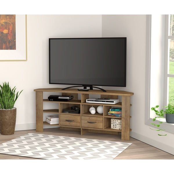 Inval Corner TV Stand. Opens flyout.