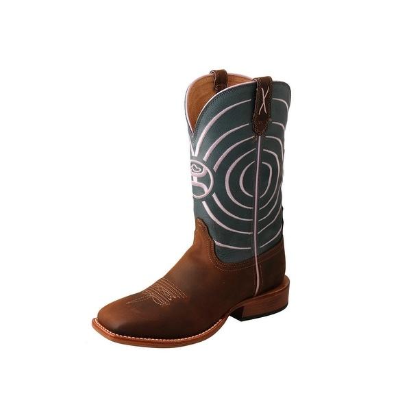 HOOey Western Boots Women WS Toe Pull