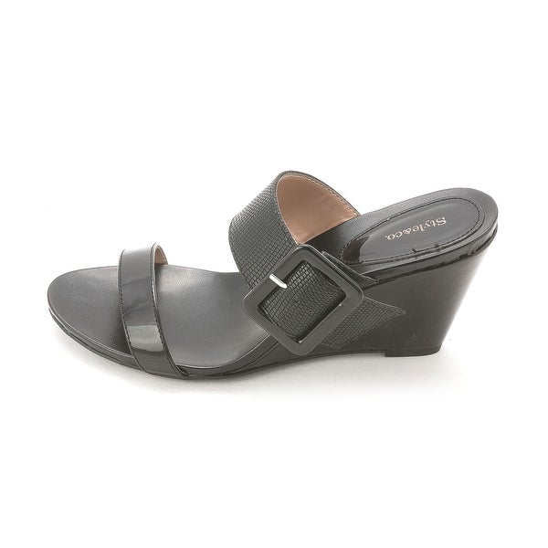 Style & Co. Women's Creena Slide Wedge Sandal