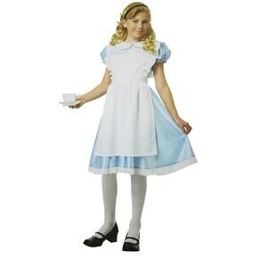 Alice Child Costume - Girls Halloween Costume