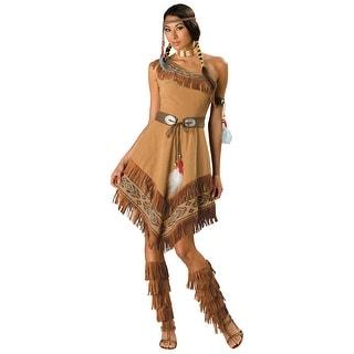 Sexy Tribal Native Costume