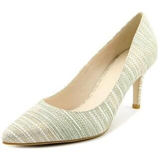 Cole Haan Juliana Pointed Toe Leather Heels