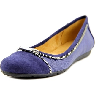 Style & Co Chelsi Women Round Toe Synthetic Blue Flats