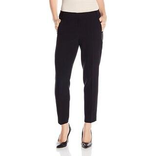 Kasper Petite Slim Trousers Pants - 10P
